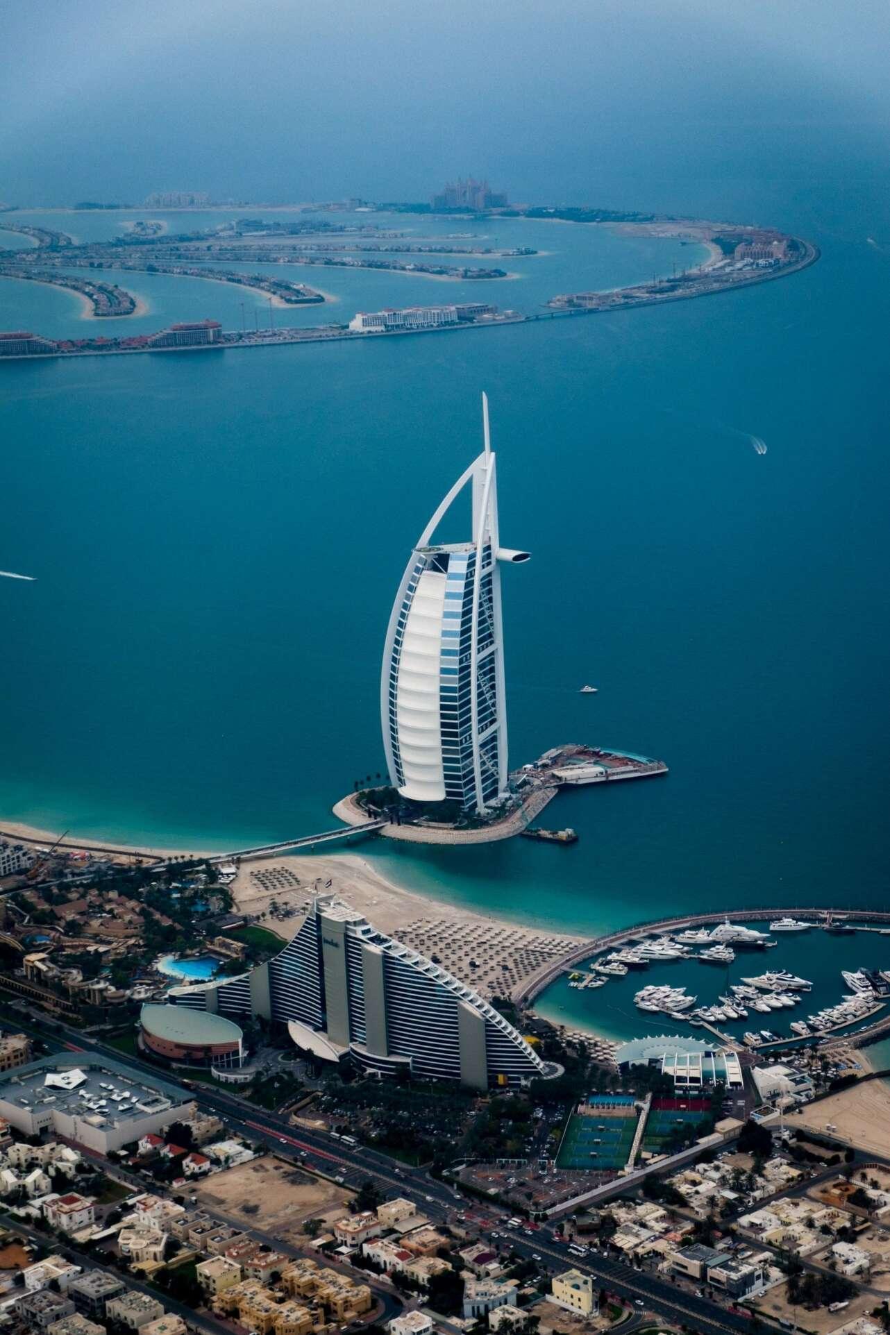 Dubai. Foto: Christoph Schulz | Unsplash.