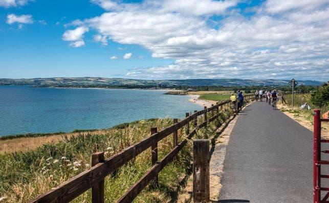 Dungarvan. Foto: Turismo de Irlanda.