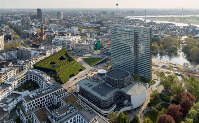 edificio verde 2 Foto Ingenhoven Architects