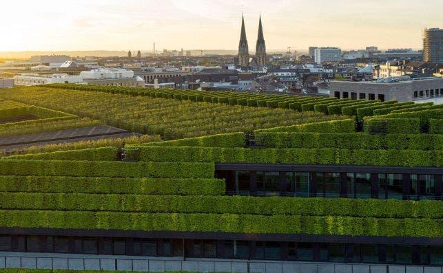 edificio verde 4 Foto Ingenhoven Architects