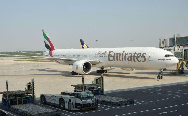 Emirates B777 300ER