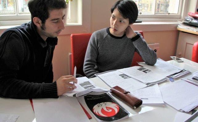 english language school studying education teaching student lesson 473748