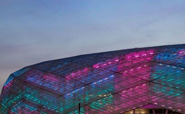 EstadioQatarFoundation 3 Foto Fenwick Iribarren Architects