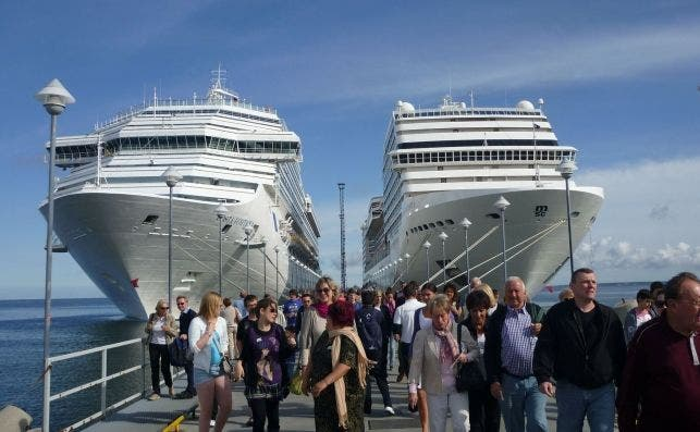 Excursiones cruceros. Foto Sonja Zeschka Pixabay