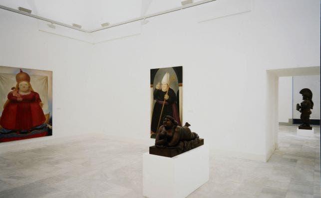 ExposicioÌn Fernando Botero 1987. Museo Reina SofiÌa.