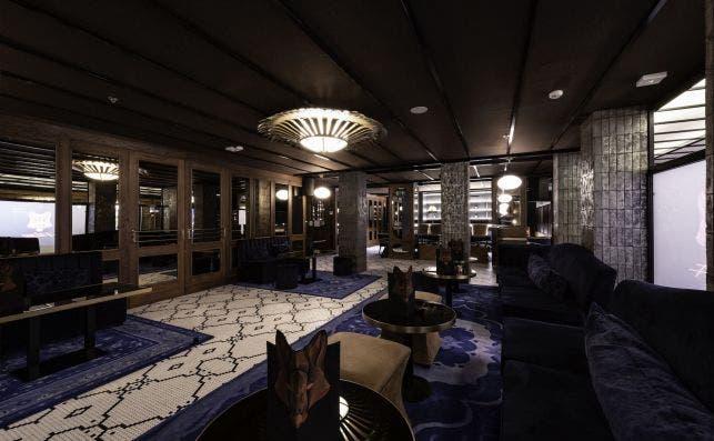 Feten. Foto Bless Hotel Madrid.