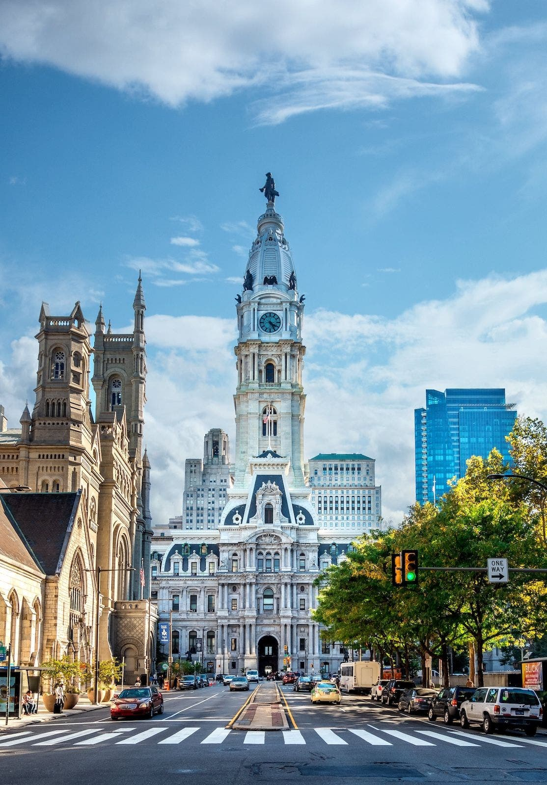 Filadelfia. Foto Leo Serrat Unsplash