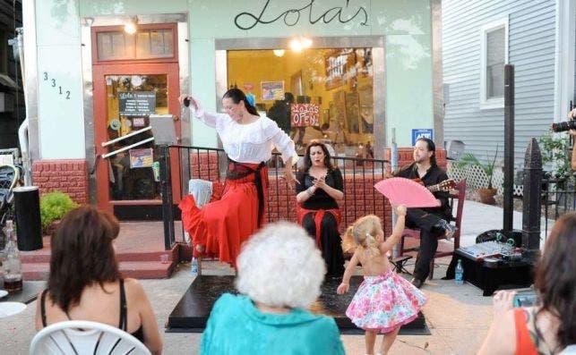 Flamenco Lola's Foto Neworleans.com