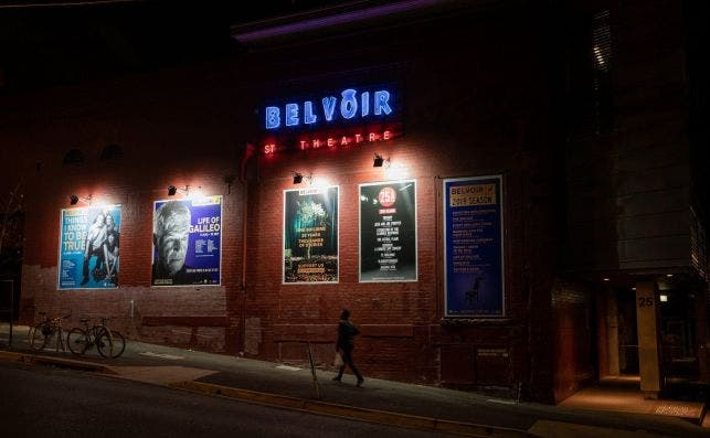 Foto Belvoir Theatre