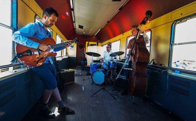 Foto Jazz Night Express2