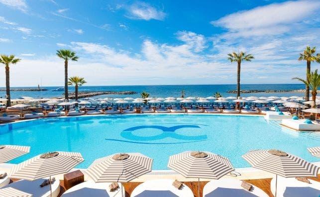 Foto Ocean Club Marbella.