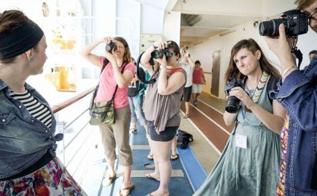 fotografia cruceros