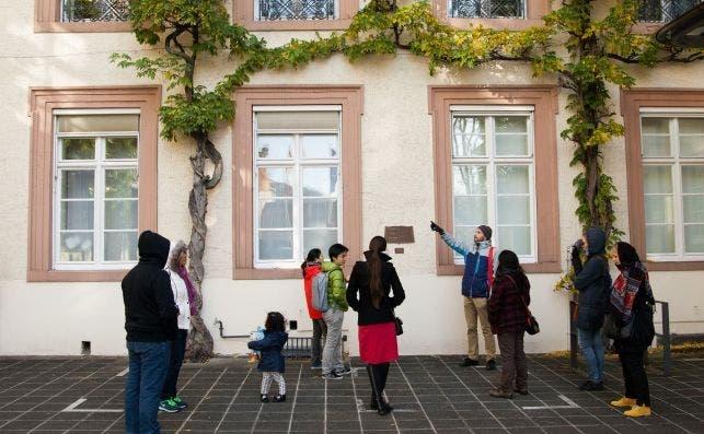 Free Walking Tour in Baden Baden