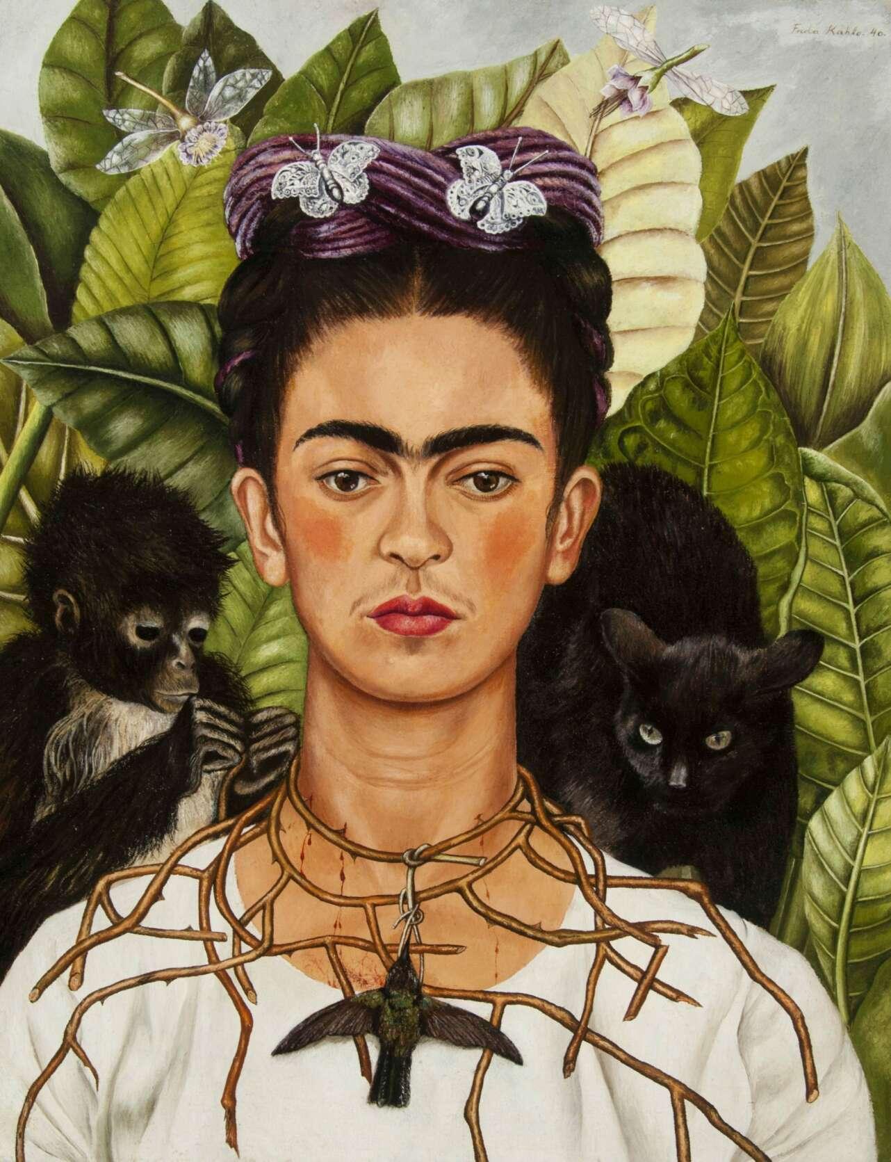 Frida Kahlo. Foto Schirn