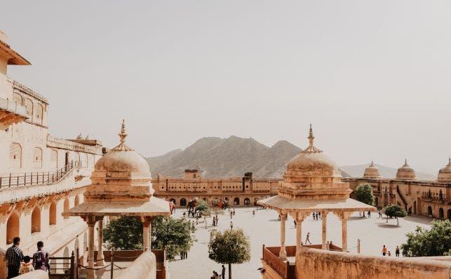 Fuerte Amber, Jaipur. Foto Ibrahim Rifath | Unsplash.