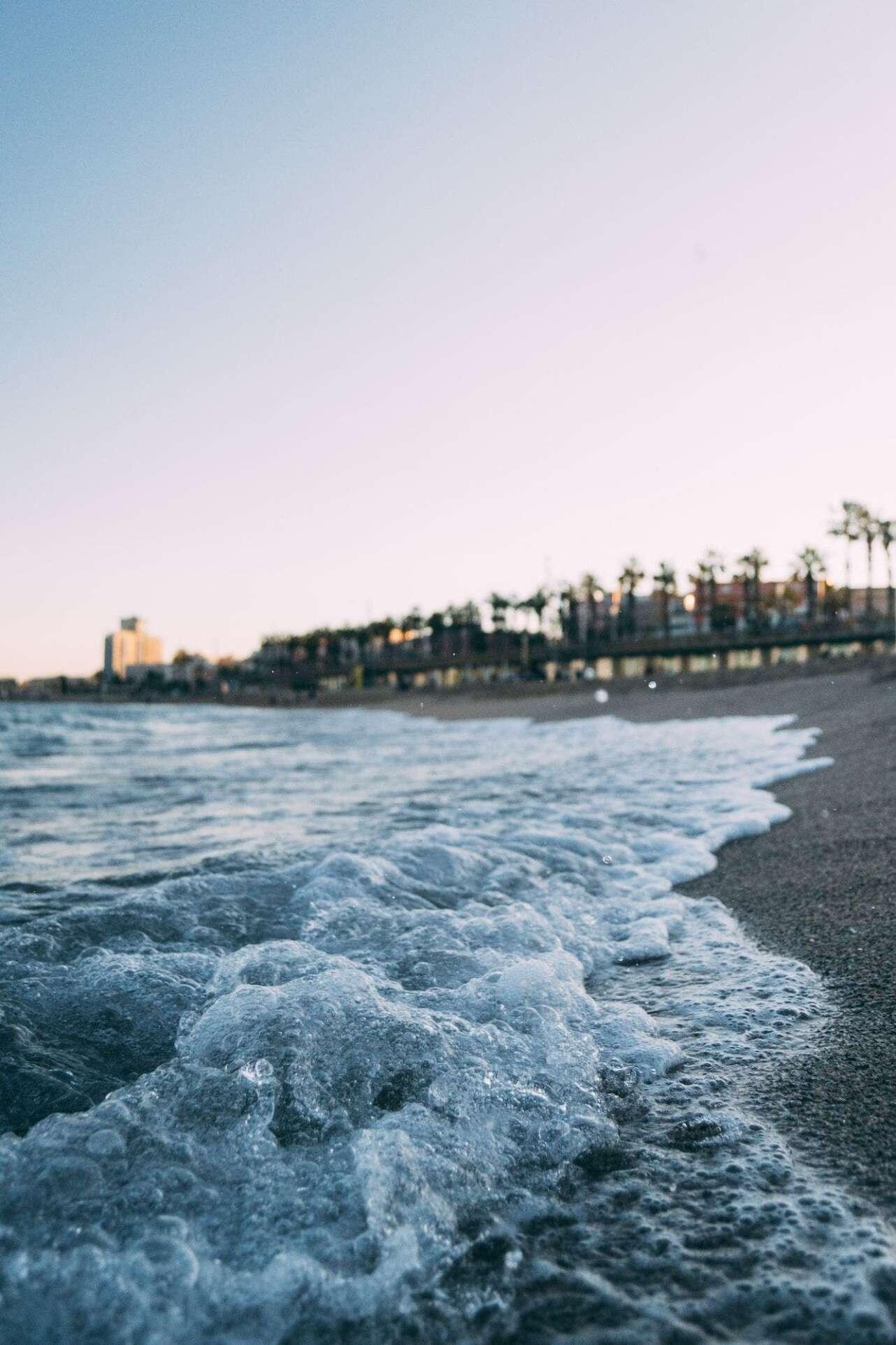 Ganas de playa. Foto Mourad Saadi Unsplash