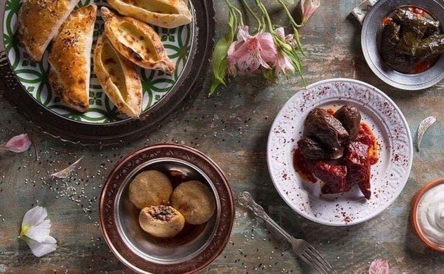 gaziantep cocina 2 Foto Go Turkey