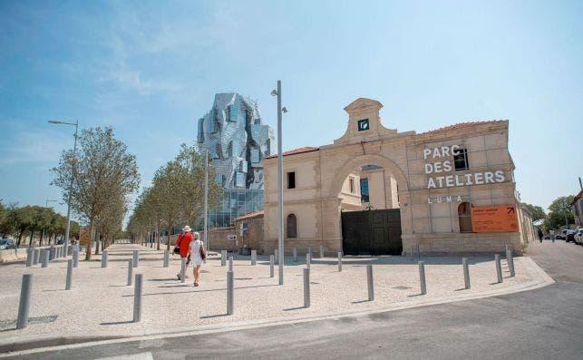 Gehry 1 Foto FundacioÌn Luma