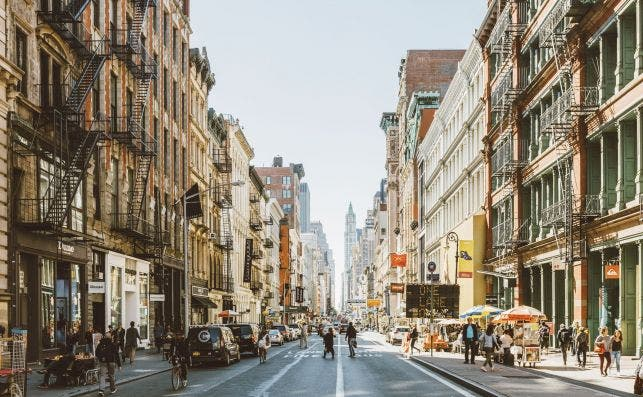 SoHo, Manhattan. Foto: Getty Images.