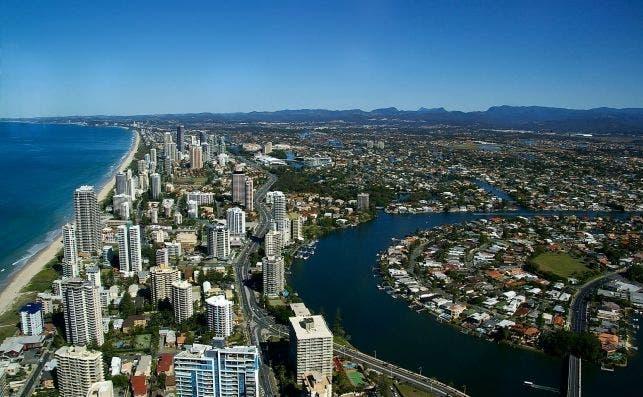 Gold Coast City. Foto Pixabay.