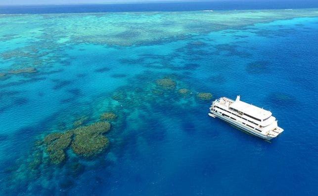 Gran Barrera de Coral. Foto Coral Expeditions
