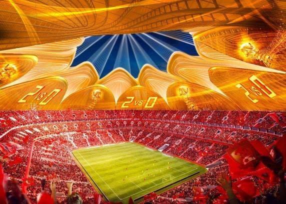 Guangzhou estadio