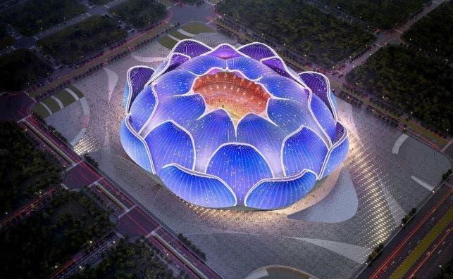 Guangzhou stadium