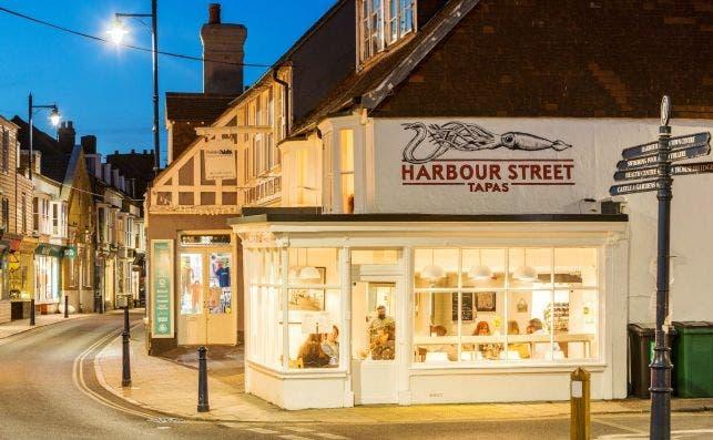 Harbour Street. Foto Turismo de Canterbury.