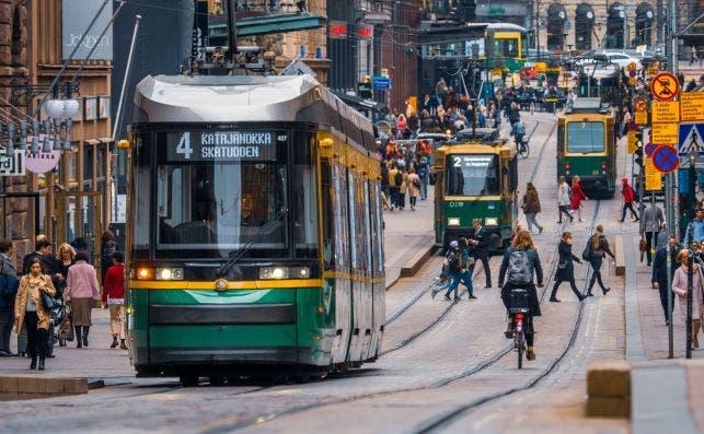 Helsinki. Foto  Tapio Haaja | Unsplash.