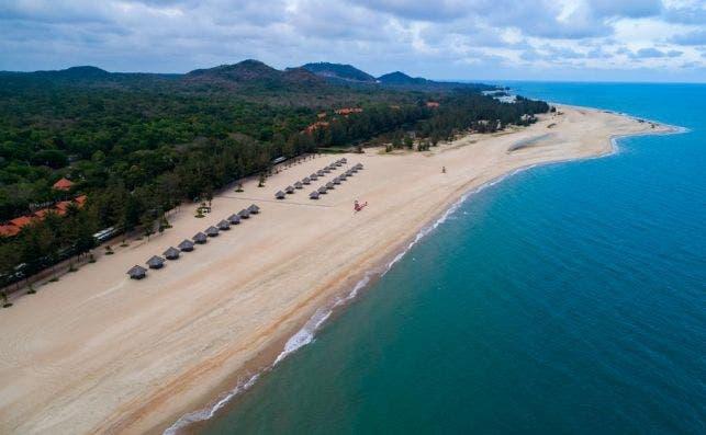 Ho Coc. Foto Ho Coc Beach Resort