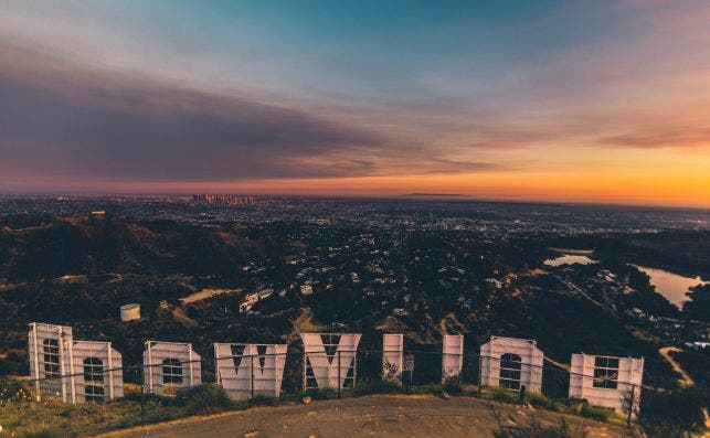 Hollywood. Foto Izayah Ramos Unsplash