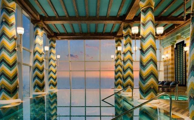 Hotel Burj Al Arab Jumeirah, Dubai. Foto Booking.