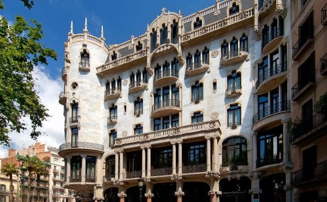 Hotel Casa Fuster Monument Main facade
