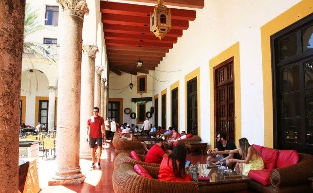 Hotel Nacional de Cuba. Manena Munar.