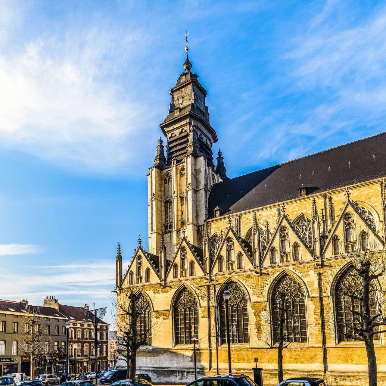 Iglesia Nuestra Señora de la Capilla. Foto Jean Paul Remy Visit Brussels.
