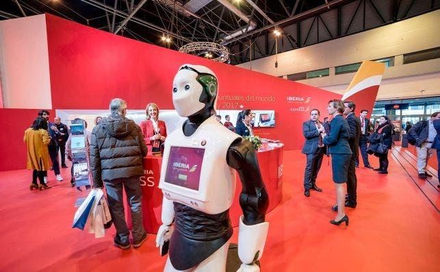 Inteligencia artificial, Iberia.