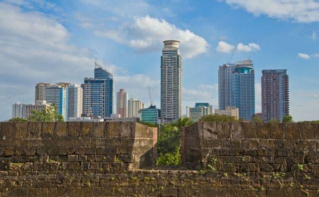 Intramuros, Manila (Filipinas).