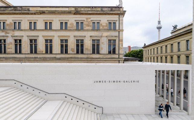 Isla de los Museos, BerliÌn. Foto: Jens Schlueter | EFE | EPA