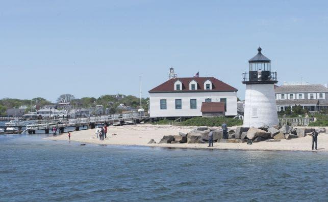 Isla de Nantucket. Foto Felipe HernaÌndez.