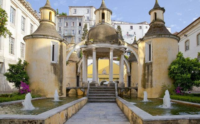 Jard¡n da Manga   Coimbra   Foto Wikipedia