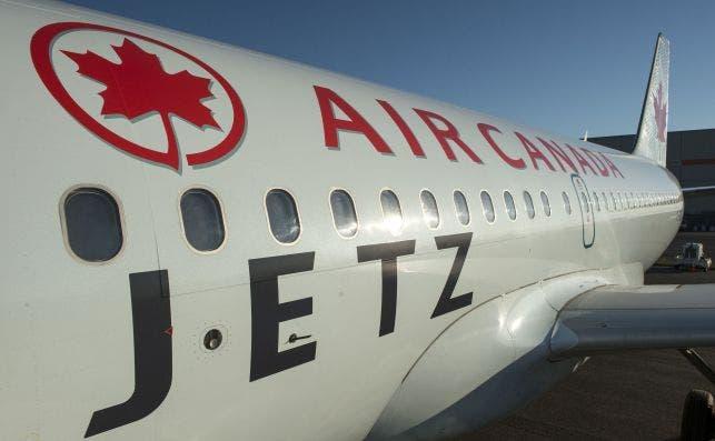 Jetz 34 Foto Air Canada
