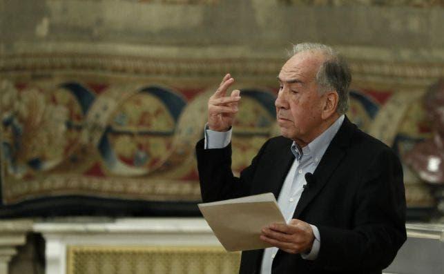 Joan MArgarit Javier LizoÌn EFE