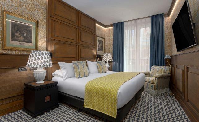 Junior suite Room Mate Alba. Foto: Room Mate  Hotels.