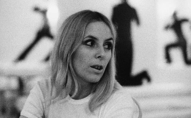 karin Leiz 1970 ©foto Leopoldo Pomes