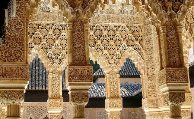 La Alhambra. Foto Pixabay