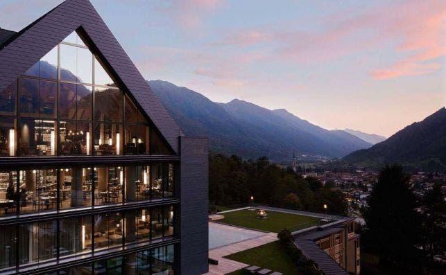 Lefay Resort & SPA Dolomiti. Foto SHL