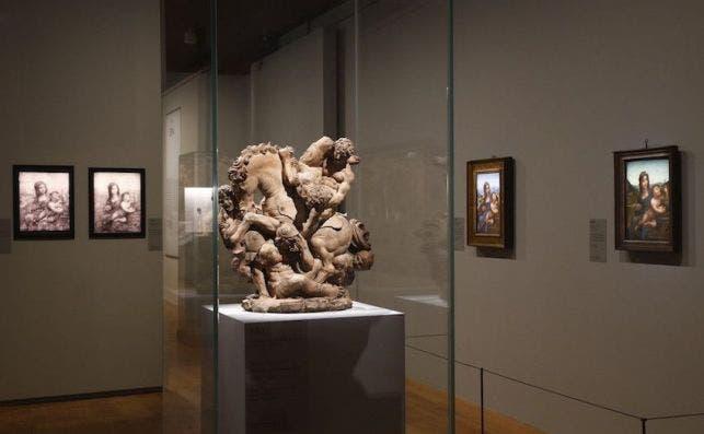 Leonardo da Vinci. Foto: Museo Louvre.