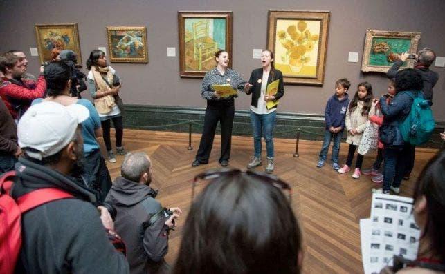 Los Girasoles National Gallery