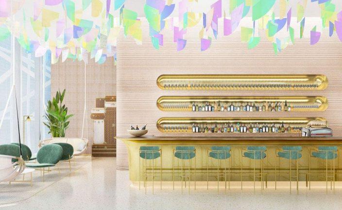 Restaurante Louis Vuitton: otra marca de moda salta a la gastronomía