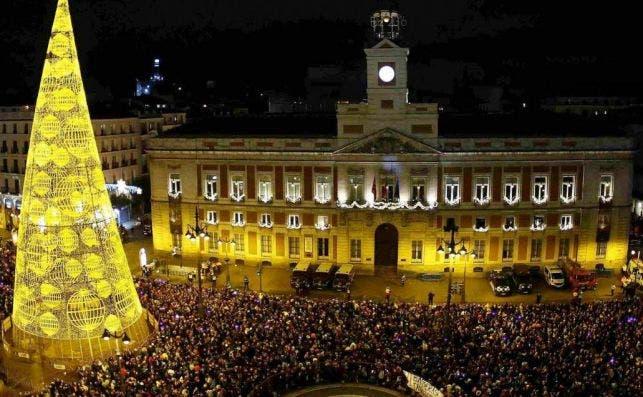 madrid plaza sol